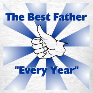 Best Father Hand - Men's T-Shirt