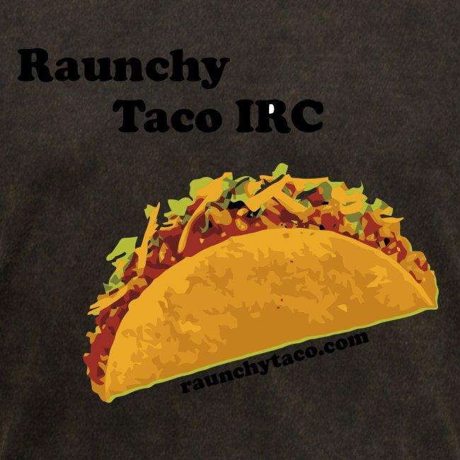 Raunchy Taco IRC (White)