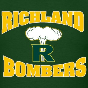 Richland Bombers T-Shirt - Men's T-Shirt