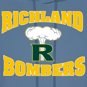 Richland Bombers Hooded Sweatshirt - Men's Hoodie