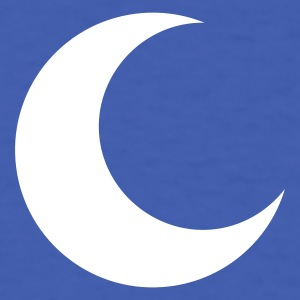 crescent moon T-Shirts - Men's T-Shirt