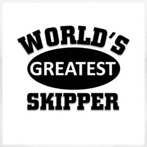 Greatest Skipper - Men's Ringer T-Shirt