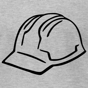 Hard hat T-Shirts - Men's T-Shirt by American Apparel