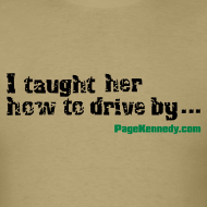 Design ~ I taught her to drive