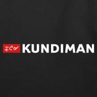 Design ~ Kundiman Logo - Large Tote, White Logo