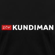 Design ~ Kundiman Logo - Women's T-Shirt, White Logo