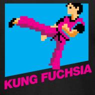 Design ~ Kung Fuchsia [M]
