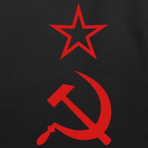 USSR / CCCP (V) Bags  - Eco-Friendly Cotton Tote
