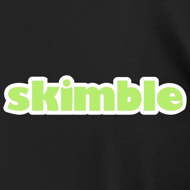 I Came to Climb. Skimble Graffiti Tee