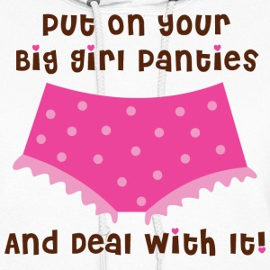 Big Girl Panties Hoodies - Women's Hoodie