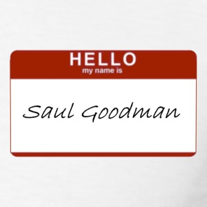 saul_goodman T-Shirts - Men's T-Shirt