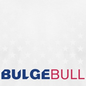 BULGEBULL 4TH JULY - Men's T-Shirt by American Apparel