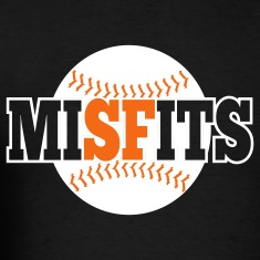 SF Giants MISFITS T-Shirts