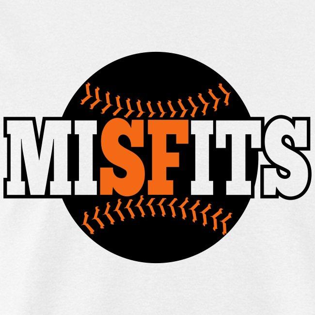 MiSFits - SF GIANTS - White