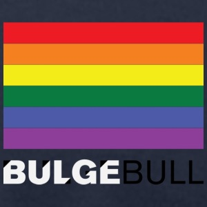 BULGEBULL PRIDE - Men's T-Shirt by American Apparel
