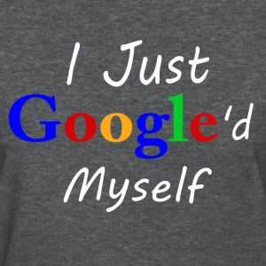 I just Googled myself Women's T-Shirts - Women's T-Shirt
