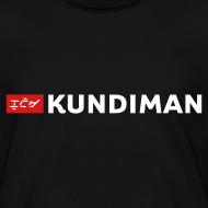 Design ~ Kundiman Logo - Children's T-Shirt, White Logo