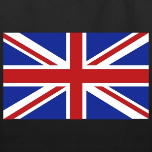 British Flag Bags  - Eco-Friendly Cotton Tote