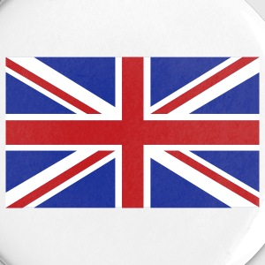 British Flag Buttons - Small Buttons