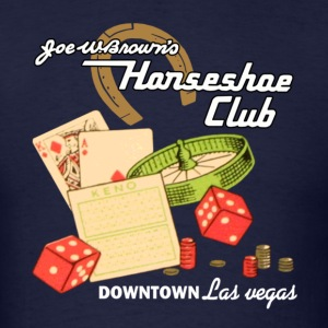 Horseshoe Club - Men's T-Shirt
