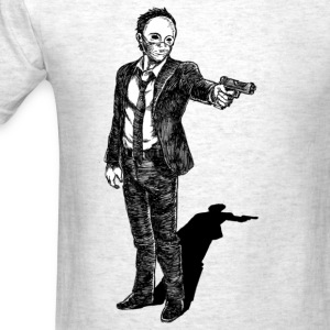 Gunman T-Shirts - Men's T-Shirt