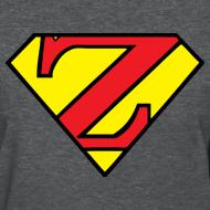 Design ~ Super Z (w/# on back).