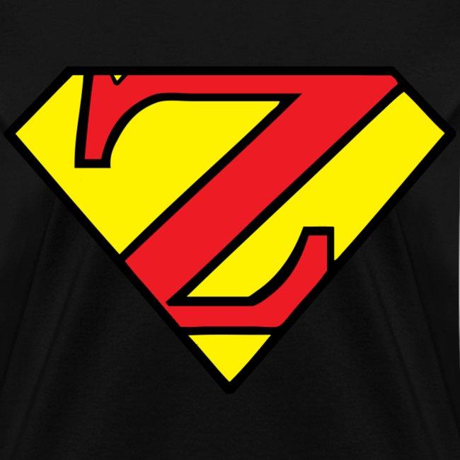Super Z (w/# on back).