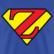 Design ~ Super Z (w/# on back)