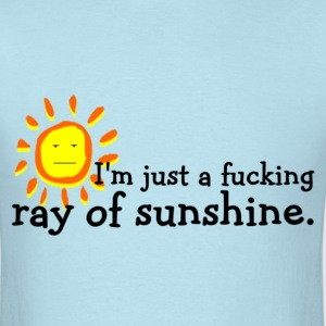 ray_of_sunshine T-Shirts - Men's T-Shirt