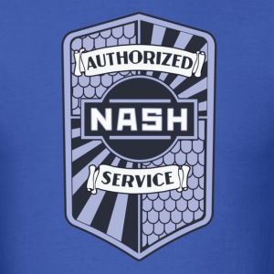 Nash Authorised Service - Men's T-Shirt