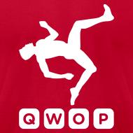 Design ~ Premium QWOP Logo T-shirt