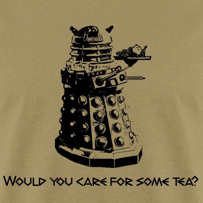 Doctor Who--Tea Dalek