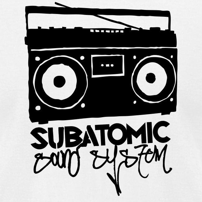 Subatomic Graffiti Boombox