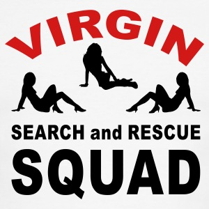 virgin_squad T-Shirts - Men's Ringer T-Shirt
