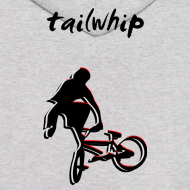 Design ~ BMX Hoodie - Tailwhip Trick
