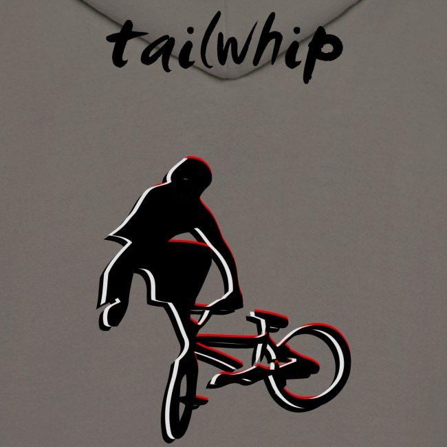 BMX Hoodie - Tailwhip Trick