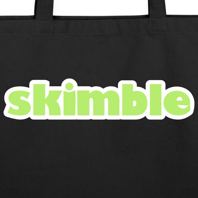 Skimble Eco-Friendly Cotton Tote