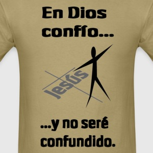 En Dios Confio - Men's T-Shirt