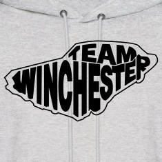 Team Winchester Hoodies