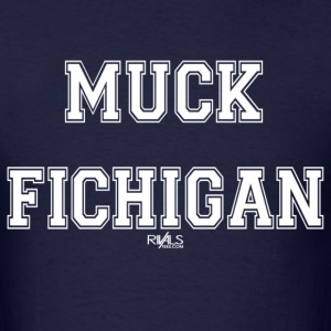 Muck Fichigan Penn - Men's T-Shirt