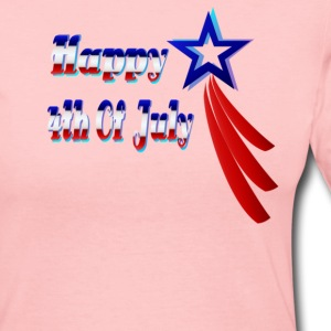 Happy 4th Of July - Women's Long Sleeve Jersey T-Shirt