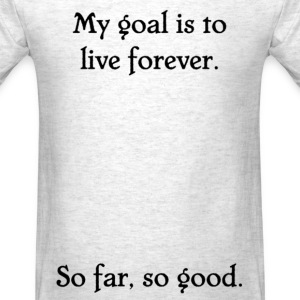 lifelong_wish T-Shirts - Men's T-Shirt