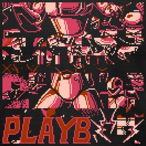 PLAYB - Men's T-Shirt by American Apparel