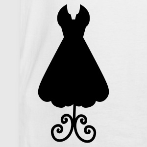 fancy black dress on a stand T-Shirts - Men's Tall T-Shirt