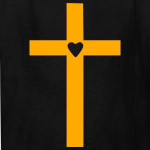 cross Kids' Shirts - Kids' T-Shirt