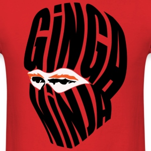 Ginga Ninja T-Shirts - Men's T-Shirt