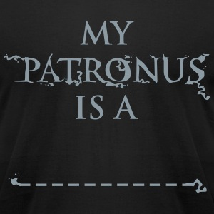 My Patronus Is A... - Men's T-Shirt by American Apparel