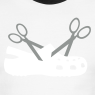 Design ~ New Scissor Croc Ringer Tee