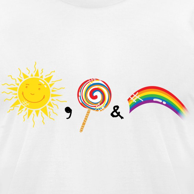Sunshine, Lollipops and Rainbows