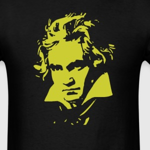 Ludwig Van Beethoven - Men's T-Shirt
